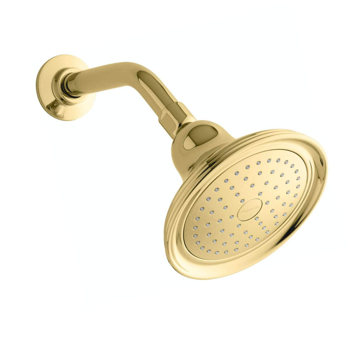 Gold Shower Heads