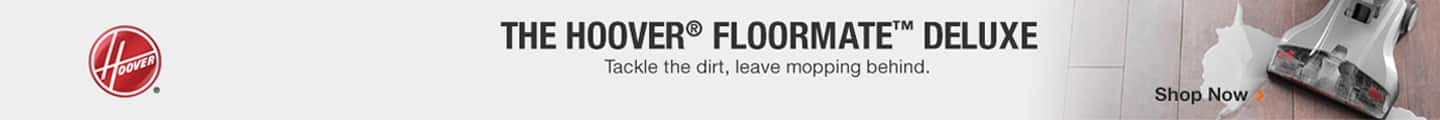 Hoover Floormate Scrubbers and Polishers