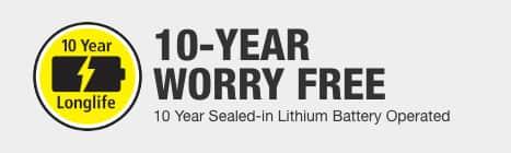 10-Year Worry Free
