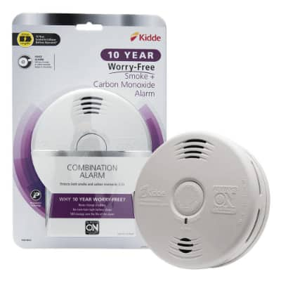 Combination Smoke & Carbon Monoxide Detectors
