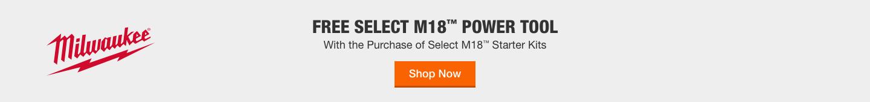Free Select M18 Power Tool