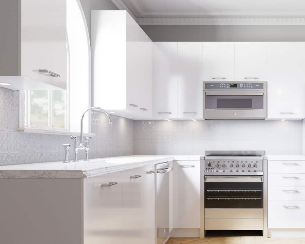 Cambridge Cabinets in White