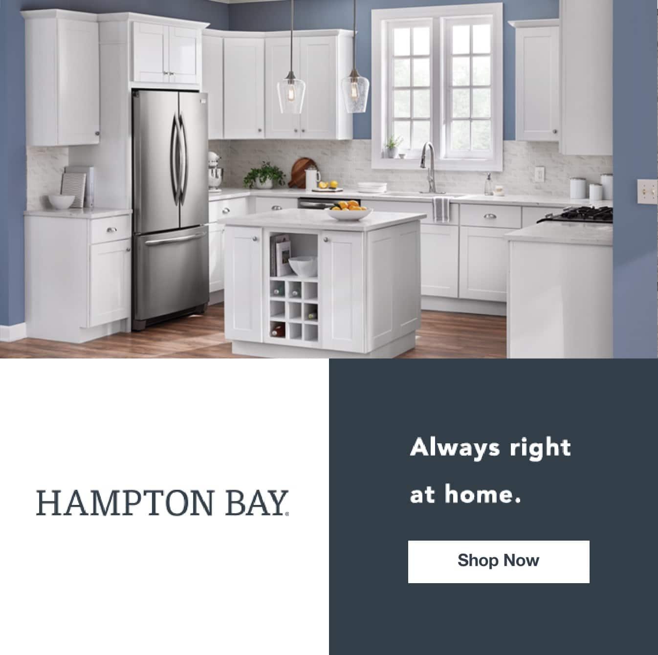 Hampton Bay Kitchen Cabinets Kitchen The Home Depot