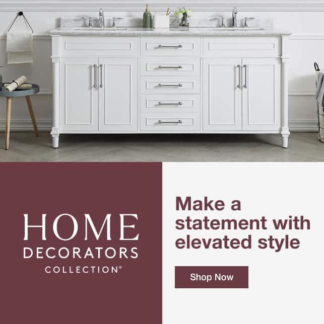 Home Decorators Collection Bathroom, Home Depot Bathroom Furniture