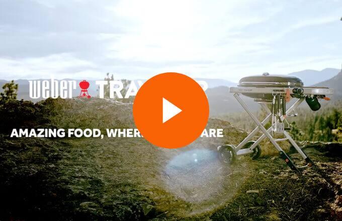Weber Traveler Video