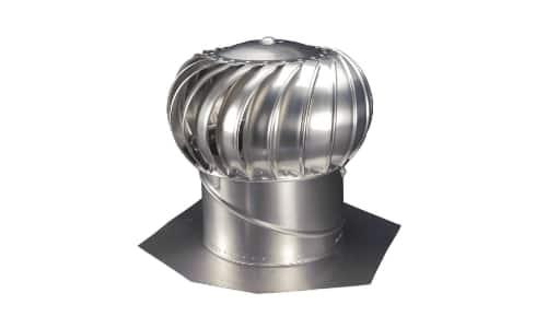 exhaust roof turbines