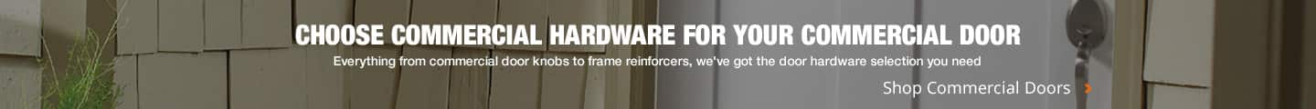 Commercial Hardware