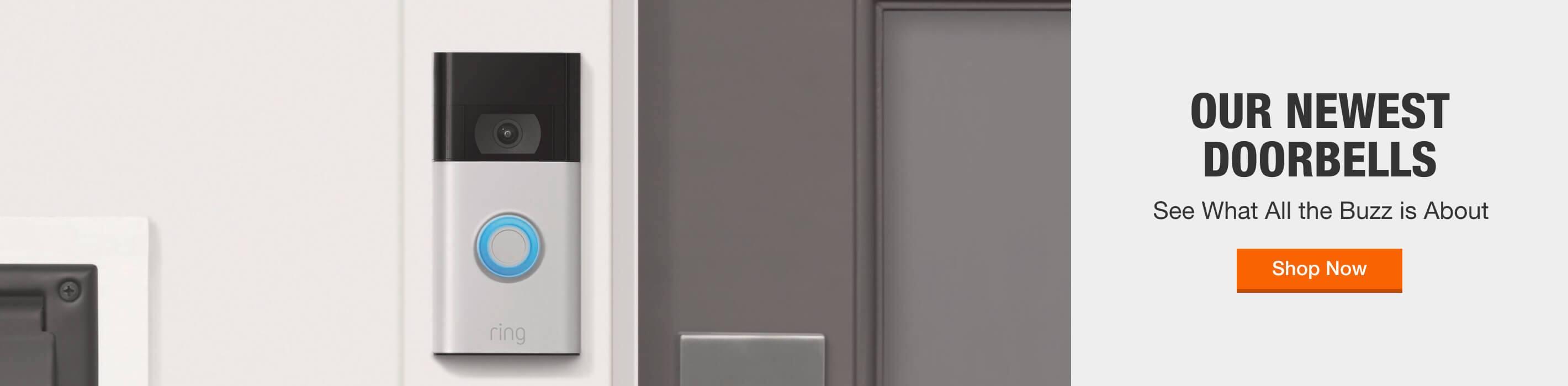 Shop Our Newest Doorbells