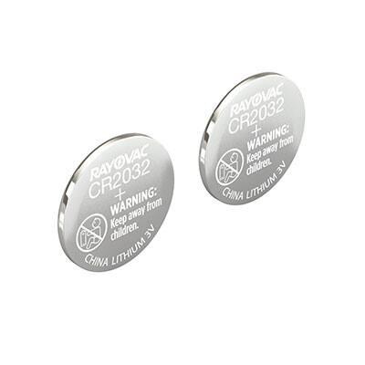 Coin & Button Batteries