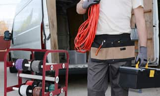 Outdoor Electrical Wires