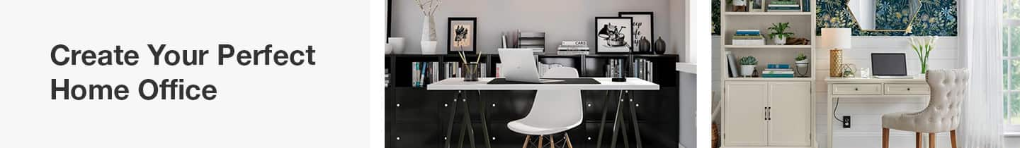 Create Your Perfect Home Office