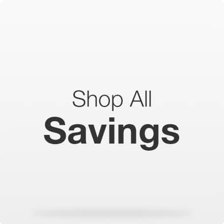 Shop Savings