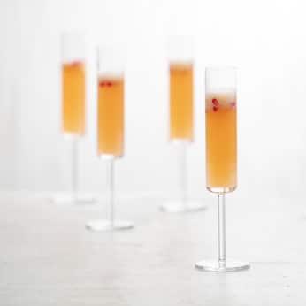 Champagne Glasses & Flutes