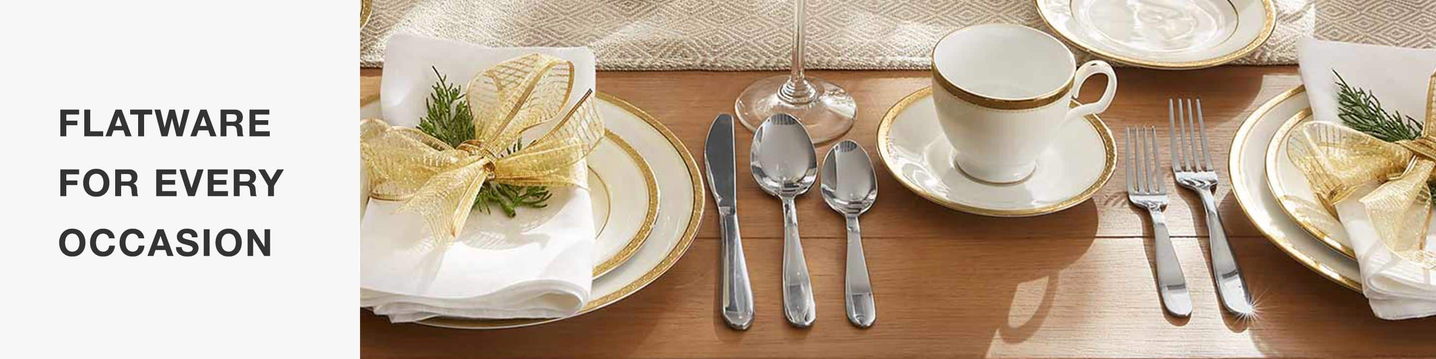 Flatware for Every Occasion