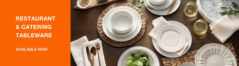 Restaurant & Catering Tableware