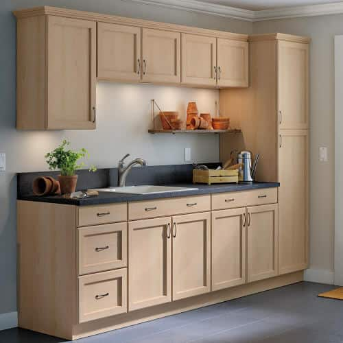 unfinished cabinet collection
