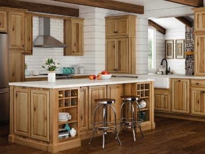 Brown Light Kitchen Cabinets, Oak Kitchen Cabinet