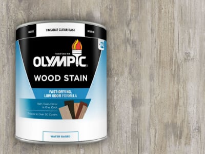 Olympic Interior Wood Stain