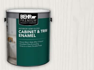 Behr Wood Cabinet Paint