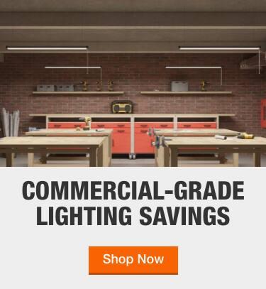 Commercial Lighting Lighting The Home Depot