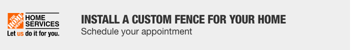 INSTALL A CUSTOM FENCE FOR YOUR HOME > Schedule an Appointment