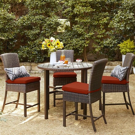 Patio Dining Furniture, Outdoor Dining Room Chairs