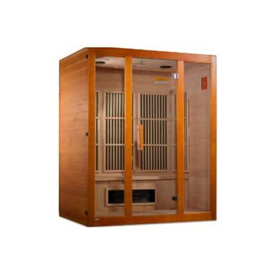 Electric Heater Saunas