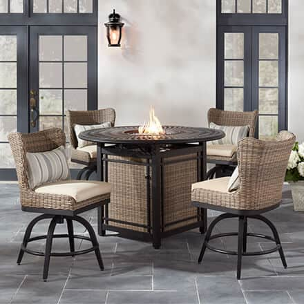 Outdoor Lounge Furniture Patio The Home Depot