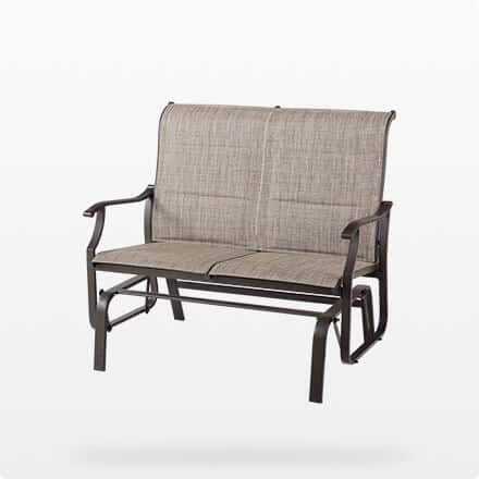 Chairs Patio Seating Houseofrd Com, Outdoor Glider Patio Set