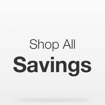 Shop All Savings