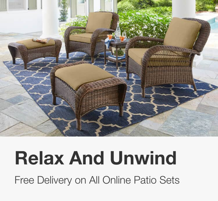Patio Chairs Patio Furniture The Home Depot