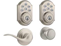 Locks with Passage Lever or Knob