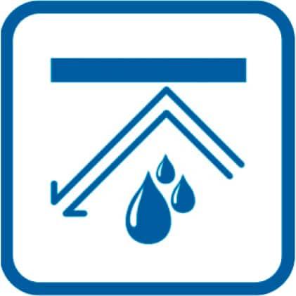 Protects floors from moisture vapor