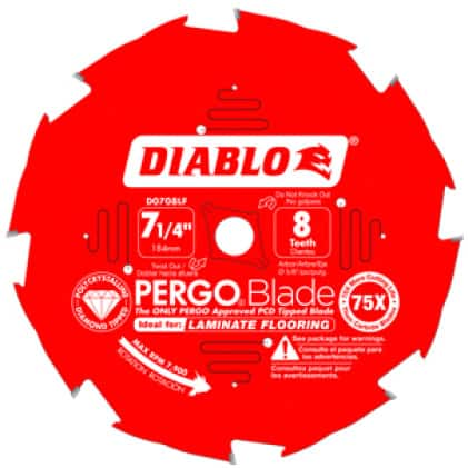 This is an image of a Pergo Blade