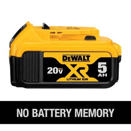 No Battery Memory