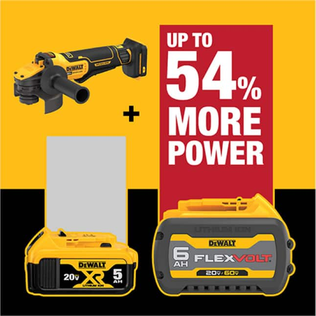 Get Up to 54% More Power