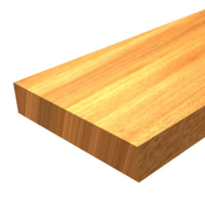 This is an image of clean wood