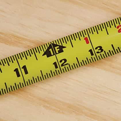 33-425D 25 ft. PowerLock Tape Measure EASY READ MESAUREMENTS