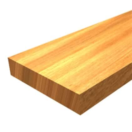This is an image of a hardwood material application.