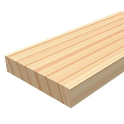 This is an image of a softwood material application.