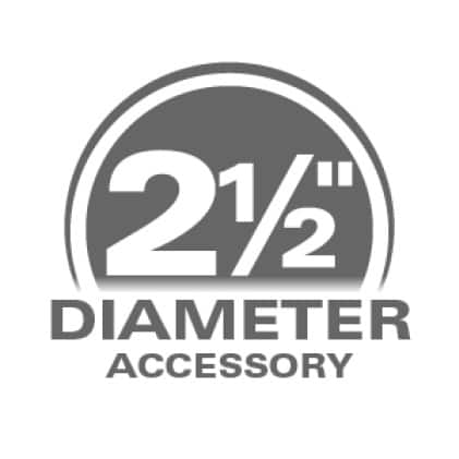 2-1/2 in. Diameter