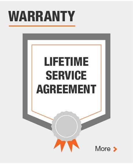 Life Time Service Agreement