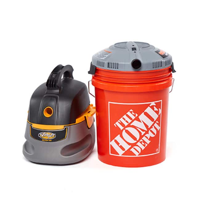 Compatible with select Husky, Stinger and Bucket Head Wet Dry Vacs.