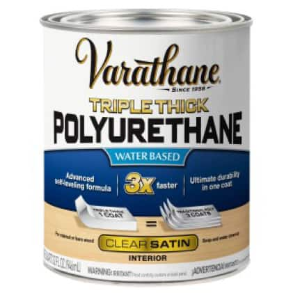 Triple Thick Polyurethane Can