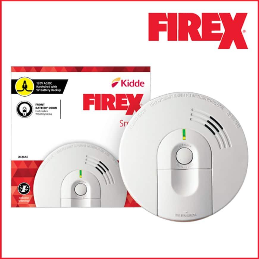 Advanced alarms, Kidde FireX smoke