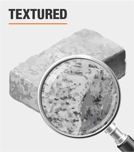 Textured