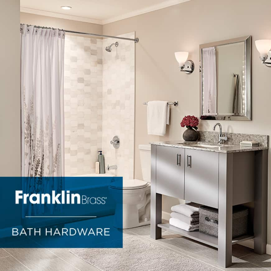 Franklin Brass Bathroom Accessories