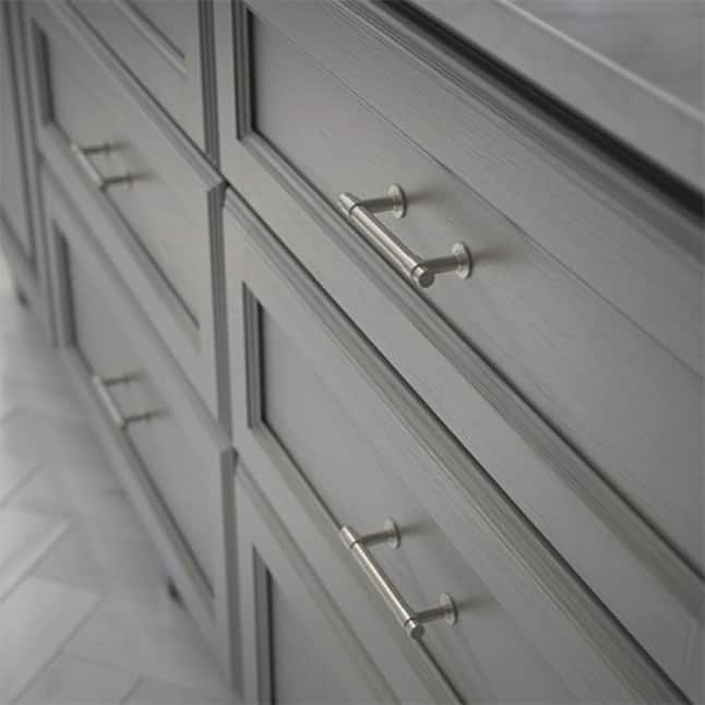Coordinating Cabinet Hardware