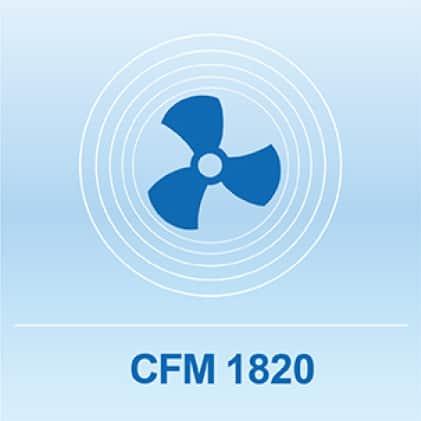 1820 CFM