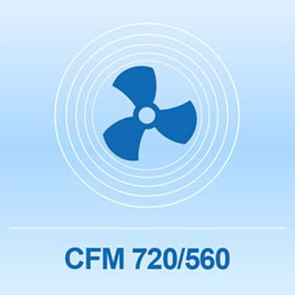 Lasko tower fan with 720 CFM